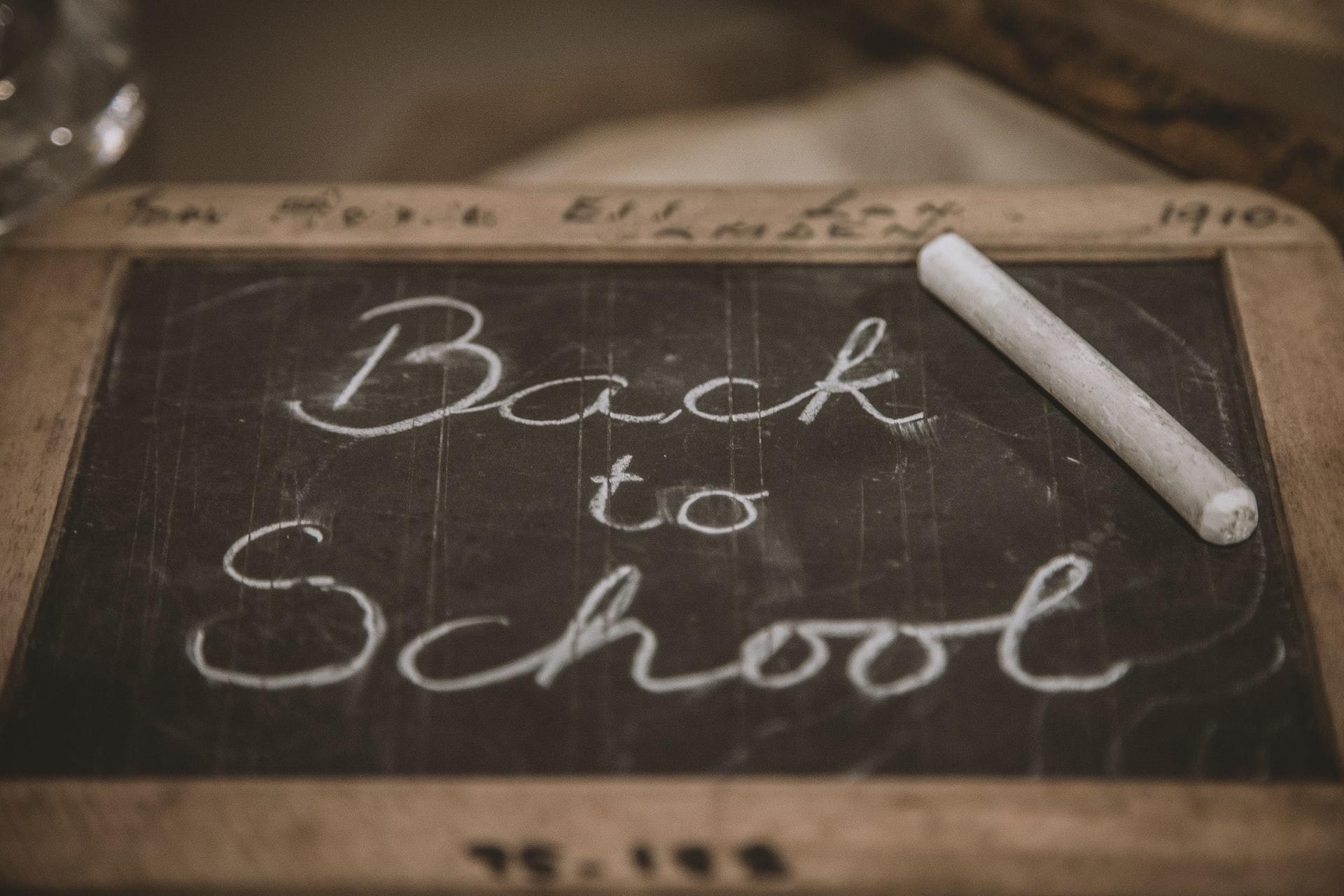 Jak vybavit dítě do školy šetrně k přírodě i ke zdraví